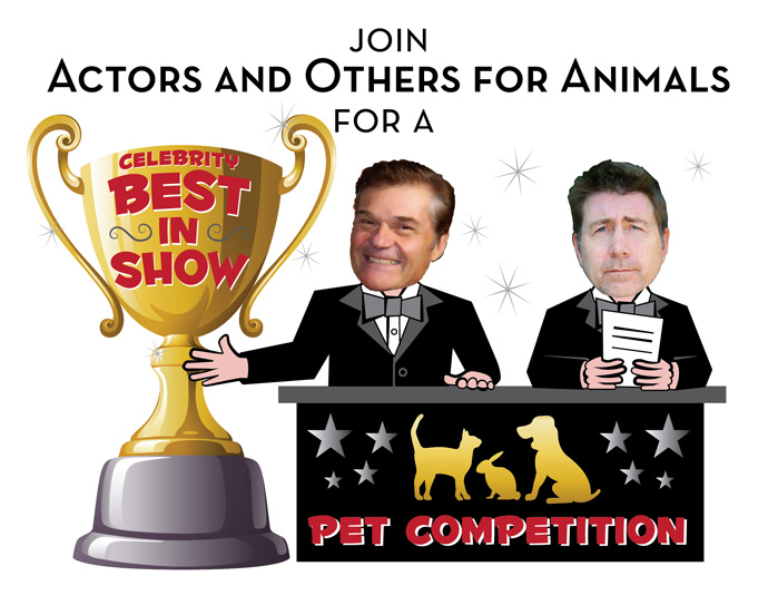 Celebrity Best in Show!