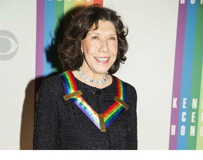 Lily Tomlin - Kennedy Center Honors